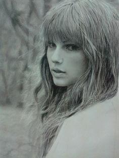 Taylor Swift drawing!