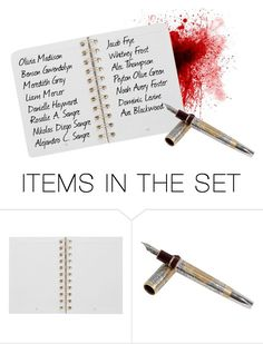 """THE LIST 