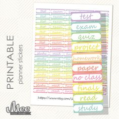 cute planners for college students thevillas co