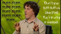 Alan Davies - QI Series A: Episode 2 - Alan The Weasel