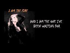 ▶ Halestorm - I Am The Fire (Official Lyrics) - YouTube