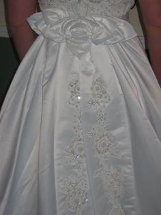 Preserving Wedding Dress Digitally