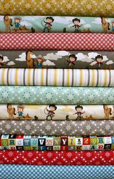 Sasparilla Fat Quarter Bundle