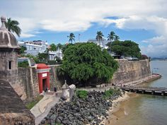 San Juan, Puerto Rico Everyone told us not to walk the streets. So of course we did, and had such a great time.