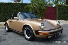 HistoriC Cars - Prodej Porsche 911 Super Carrera 1978