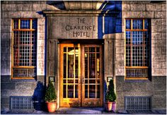 Bono and the Edge – The Clarence Hotel, Dublin, Ireland