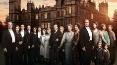 Downton Abbey final episode  (Sun 3-7-16)