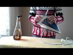 Ütüdeki Kireç Nasıl Temizlenir - YouTube