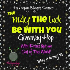 May The Luck Be With You Hop! - Mommy's Gone Shopping Again