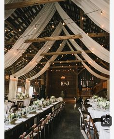 18 Country Barn Wedding Reception Ideas with White Draping country. 18 Country Barn Wedding Reception Ideas with White Draping country rustic barn wedding reception Always wa. Barn Wedding Decorations, Barn Wedding Venue, Wedding Themes, Gown Wedding, Lace Wedding, Wedding Cakes, Wedding Rings, Wedding Dresses, Wedding White