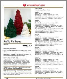 Crochet Christmas Decorations, Christmas Tree Pattern, Crochet Decoration, Crochet Christmas Ornaments, Christmas Knitting, Xmas Tree, Christmas Projects, Holiday Crafts, Christmas Crafts