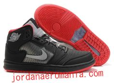Air Jordan 2.5 Team Rouge/Noir en vente