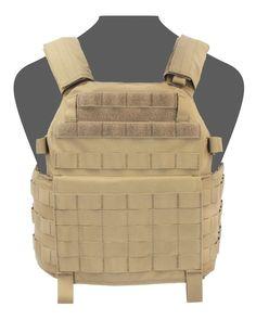 DCS Releasable Plattenträger WARRIOR Coyote L Common Factors, Tactical Vest, Tactical Gloves, 9mm Pistol, 3d Mesh, Chest Rig, Tactical Equipment, Plate Carrier, Shopping