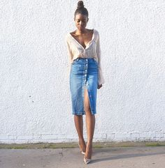 Fashion Bombshell of the Day: Akua from London