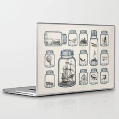 Buy Vintage Preservation by Paula Belle Flores as a high quality Laptop & iPad Skin. Worldwide shipping available at Society6.com. Just one of millions of…