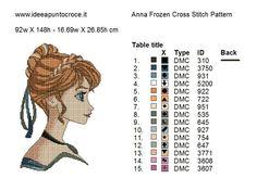 Frozen's Anna 2 of 2