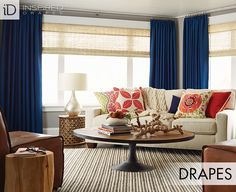 Budget Blinds is the exclusive carrier of the Inspired Drapes collection. You'll love our selection of decorative hardware for drapery and curtain rods, as well as linen and silk curtain panels. They're perfect for adding textures and colours to your space.