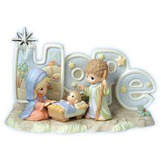 Precious Moments Figurines Hope