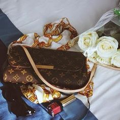 #accessories   #bag  #rose #flowers