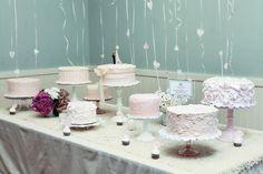10 Sweet Single-Tier Wedding Cakes - Westchester Weddings Blog - January 2017 - Westchester, NY