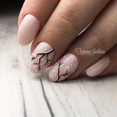 Pretty Fall Nail Designs Picture 3