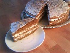 Obrázek z Recept - Narozeninový koláč bez mouky