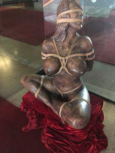 Was mannequin statue bondage stories think, that