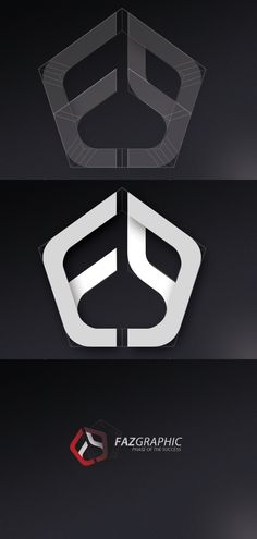 Fazgraphic.com - Logo 2012 by Fazgraphic , via Behance