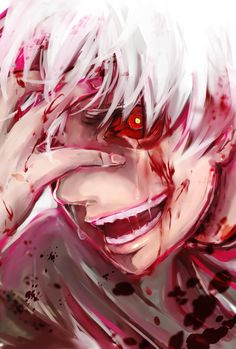 Kaneki Ken from Tokyo Ghoul. Seriously, this character is so sad :( All he wanted was to go on a date with a girl, but then he gets dragged into the world of ghouls.poor kaneki :( (SYL)<<<oh my Irene I never thought about that. Manga Tokyo Ghoul, Itori Tokyo Ghoul, Tokyo Ghoul Fan Art, Ken Kaneki Tokyo Ghoul, Manga Anime, Manga Art, Anime Art, Anime Boys, Anime Guys