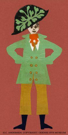 Andersen paper cut