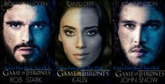 #CansuDere  #Kalisi   Game of Thrones
