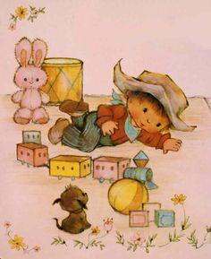 Mary Hamilton ilustradora infantil 4