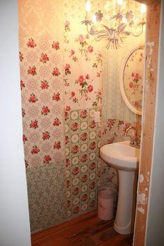 left over wallpaper inspiration...