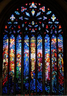 Great East Window, St George's Cathedral, Southwark