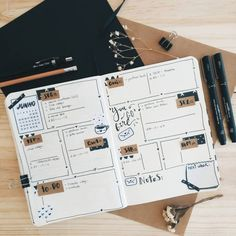 21 Delicious Brown Bullet Journal ideas and Spreads Bullet Journal School, Bullet Journal 2019, Bullet Journal Tracker, Bullet Journal Notes, Bullet Journal Junkies, Bullet Journal Spread, Bullet Journal Ideas Pages, Bullet Journal Layout, Journal Pages
