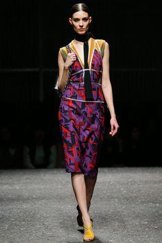 Prada   Fall 2014 Ready-to-Wear Collection    http://www.evesapple.com/all-new-arrivals/1/susana-monaco/effie-maxi/product.html#.Uw0RO4W9a1w