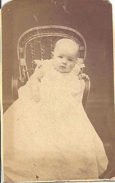 Baby In Rocking Chair | Flickr - Photo Sharing!