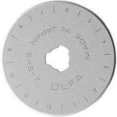OLFA Rotary Cutter 45 mm Blades (Pack of 10) $36.18