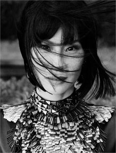Lucy Liu – More Magazine October 2012