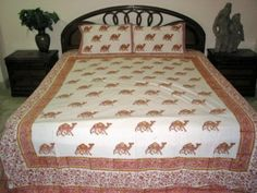 Bedspread Rosy Pink Yellow Camel Print Tapestry Throw Bedding by Mogul Interior, http://www.amazon.com/dp/B00C582L9S/ref=cm_sw_r_pi_dp_uCexrb0B4AXR0