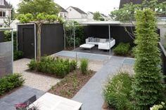 Afbeeldingsresultaat voor tuinontwerpen kleine tuin voorbeelden