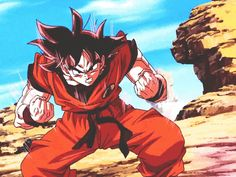 Kaoiken Goku
