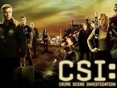 CSI: Crime Scene Investigation - The Las Vegas version is the best, particularly the older series with Gil Grissom.