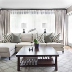 Spaces Linen Sofa White Room Design, Pictures, Remodel, Decor and Ideas - page 3