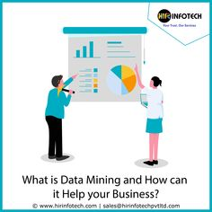 Data mining helps #businesses identify patterns and trends in their #data to make better decisions. It is also integral to machine learning and artificial intelligence. Are you sitting on loads of data that you aren't using? Would you like to learn how you can use it? and Here you can learn Benefits of Data Mining #DataMining #DigitalMarketing #BusinessGrowth #AI #Startup #Marketing #WebCrawling #Technology #Machinelearning #USA #France #Blogger