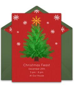 Free Christmas Invitation Templates New Online Invitations From  Mickey Mouse Christmas Christmas .