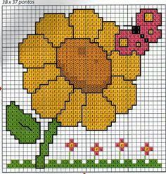 Fall Cross Stitch, Butterfly Cross Stitch, Mini Cross Stitch, Simple Cross Stitch, Counted Cross Stitch Patterns, Cross Stitch Charts, Cross Stitch Designs, Cross Stitch Embroidery, Hand Embroidery