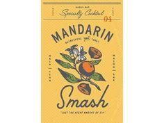 Mason's Cocktail Card #4 / Nashville, TN