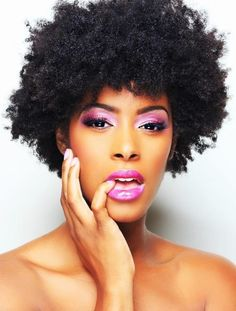 Love Her Look - http://community.blackhairinformation.com/hairstyle-gallery/natural-hairstyles/love-look-6/ #naturalhairstyles