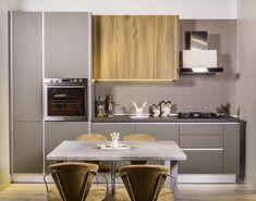 O bucatarie #moderna? Oh daaa #😍❤️ La #Gobilier se poate orice! Gama MODERN vine cu dotări premium, sisteme #gola a manerelor, cămară mobila, suporturi blum si sisteme #smart de eficientizare a spațiului. Vino sa g(m)obilam împreună! #☎️ 0748048048 #📩 contact@gobilier.ro Orice, Ms Gs, Kitchen, Table, Furniture, Home Decor, Cooking, Decoration Home, Room Decor